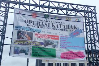 Info Operasi Katarak Gratis RS. TK II Moh. Ridwan Meuraksa ..lokasi dekat TMII