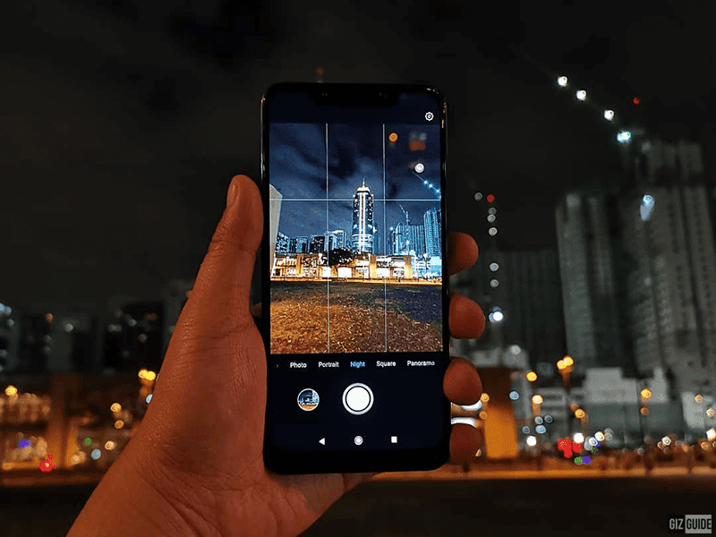 POCOPHONE F1: Night Mode Camera Samples