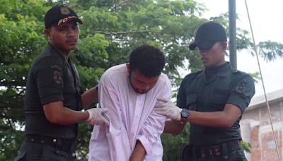 Komnas HAM Sorot Hukum Cambuk di Aceh