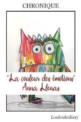 la couleur des émotions anna llenas
