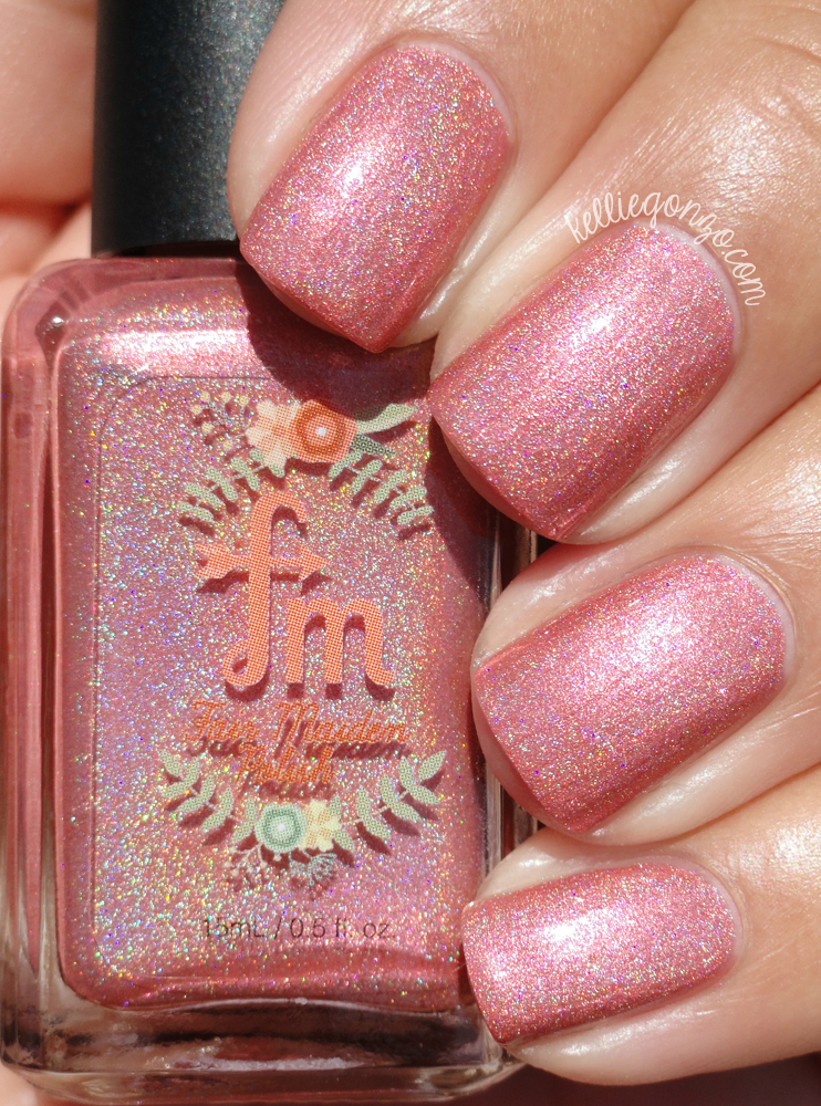 Fair Maiden Polish Vintage Romance
