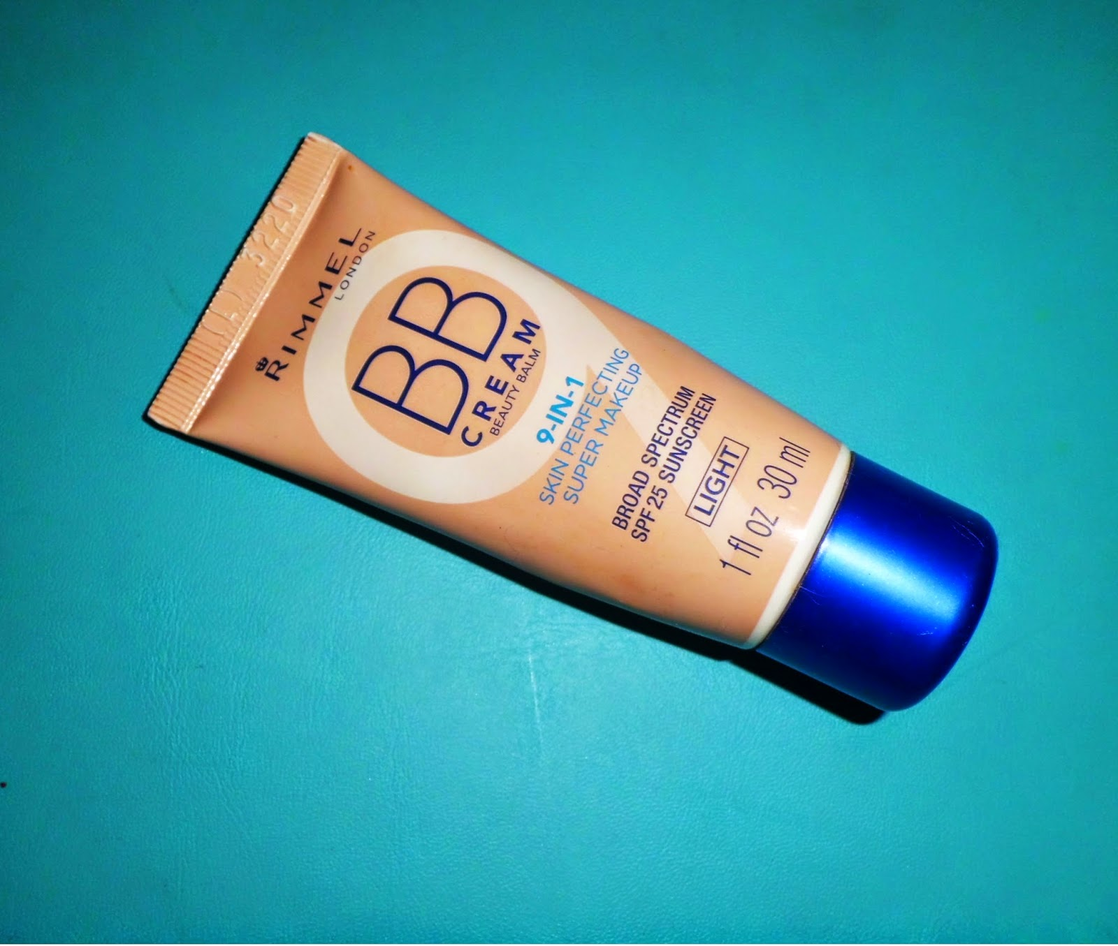 Mi BB Cream del Verano: Rimmel London BB Ceam 9-In-1