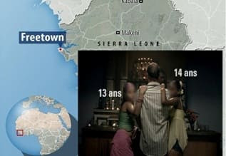 The prostitution in Sierra Leone