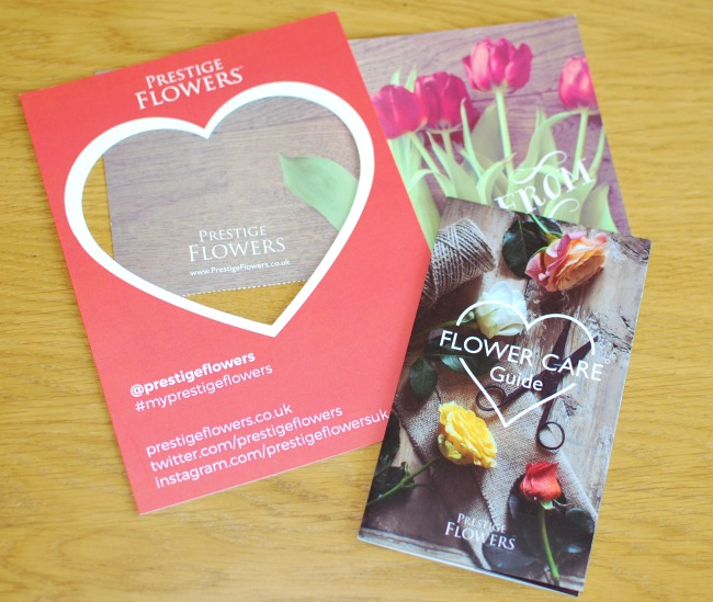 Prestige-Flowers-For-Valentines-day-A-Review-flower-care-gift-card-and-competition