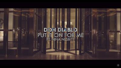 Don Diablo ft. Nina Nesbitt - Put It On For Me ( #Official #Music #Video )
