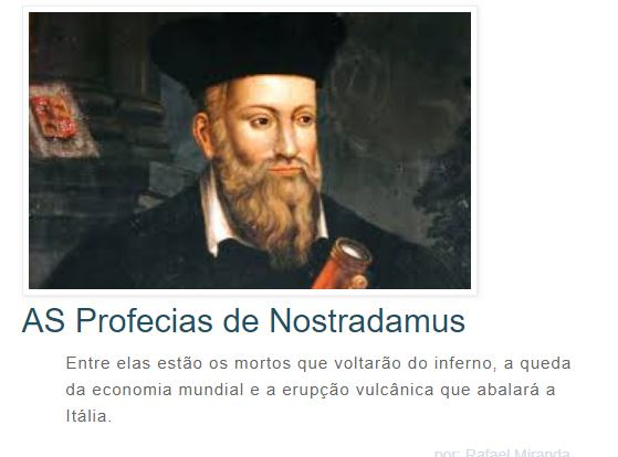 NOSTRADAMUS DE AS BAIXAR FILME PROFECIAS O
