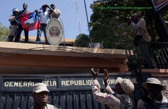 Problemas Entre República Dominicana y Haití