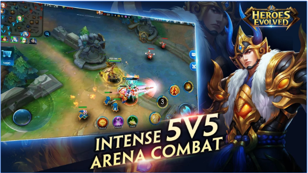 Game MOBA Android Ringan