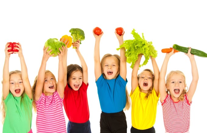Do Kids Need Nutrients (And Which Ones)?