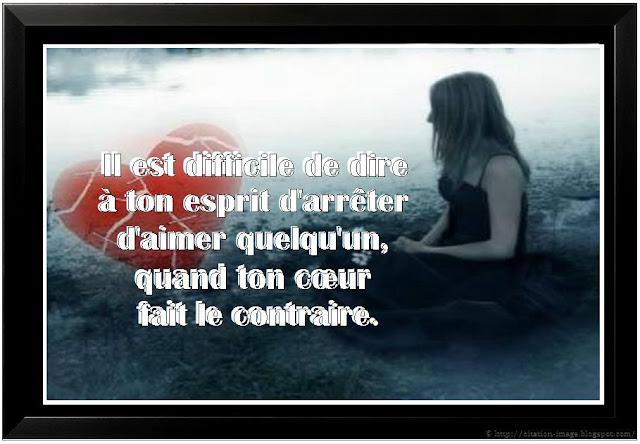Citation amour perdu en image ~ Citation en image : photo citation