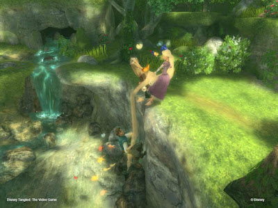 Tangled: The Video Full Version Game