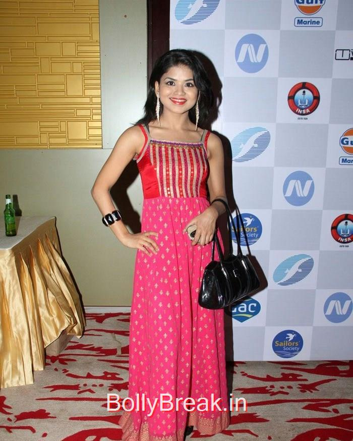 Rashmi Pitre, Celebs At 14th Sailor Today Seashore Awards 2015