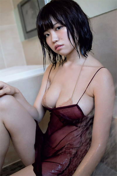 Mahko 麻亜子, FLASH 2018.12.25 (フラッシュ 2018年12月25日号)
