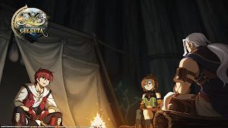 Ys: Memories of Celceta Wii U Wallpaper