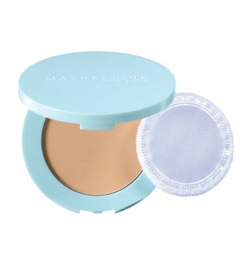Maybelline Clear Smooth Shine Free Pressed Powder Product Review