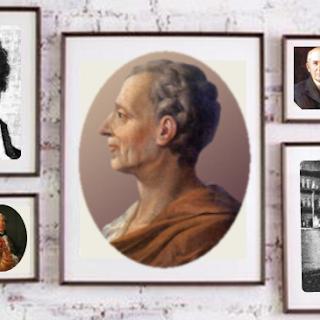 Montesquieu, l'esprit des lois et la théorie des climats