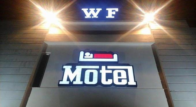 WF Motel Di Kulim Kedah