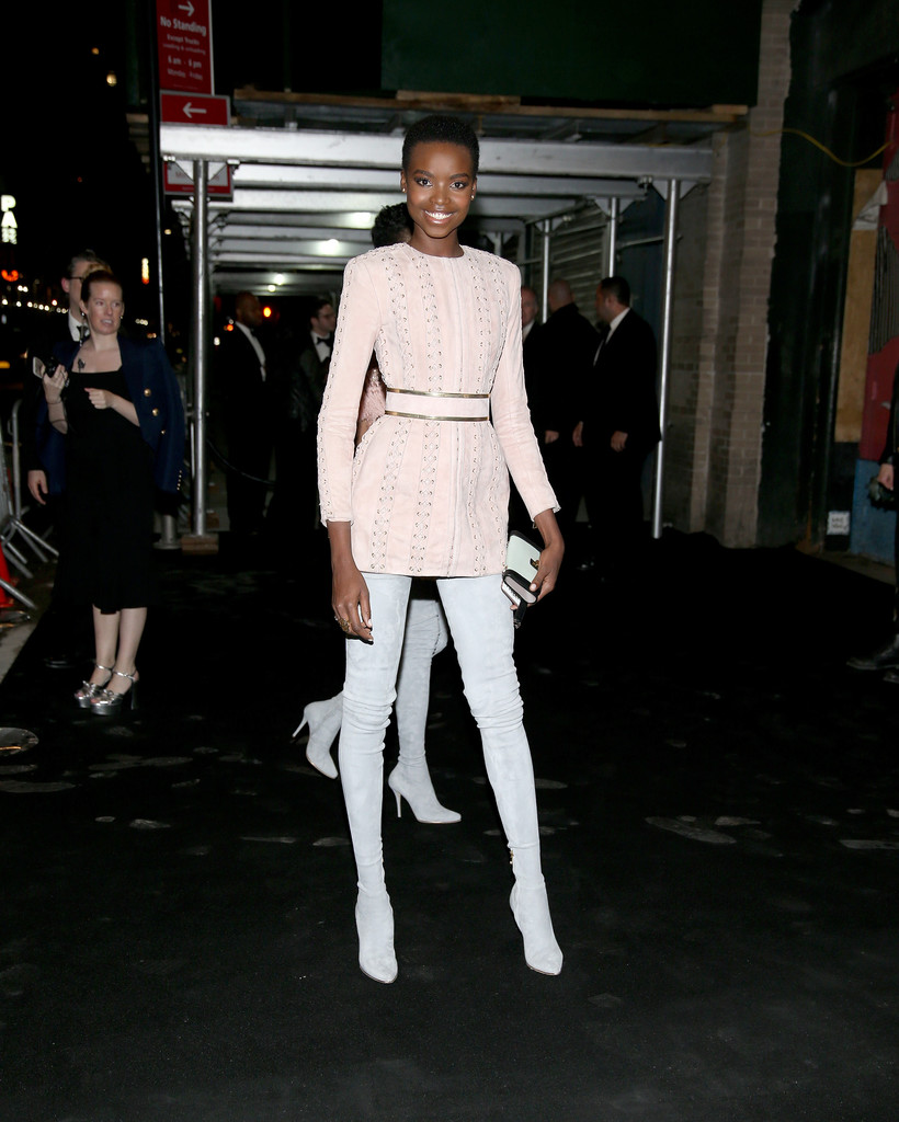 Maria Borges MET Gala 2016 After-Party