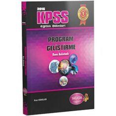Yaklaşım Kariyer KPSS Program Geliştirme Konu Anlatımlı (2016)