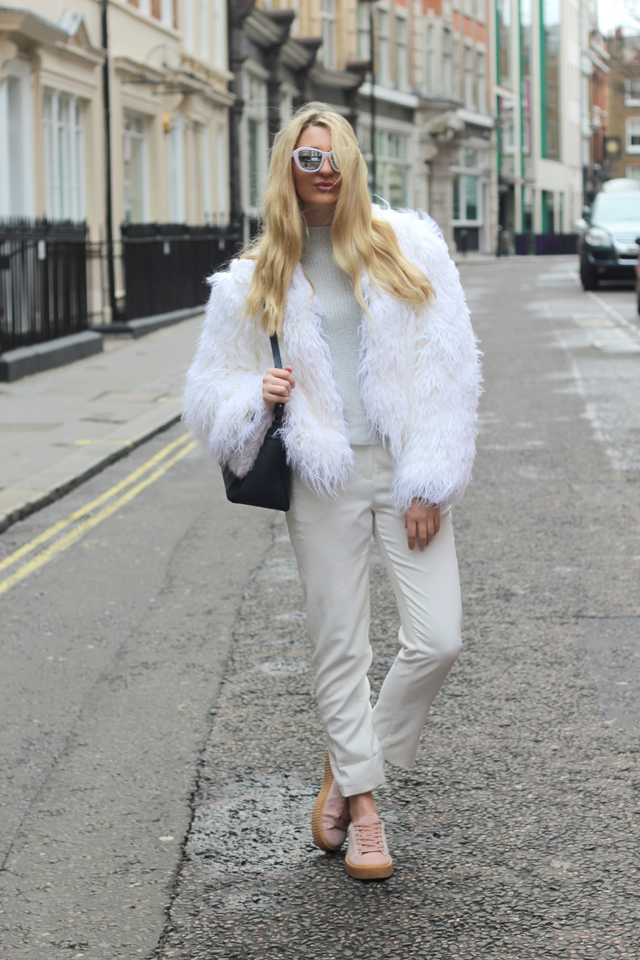 lfw street style blogger aw16