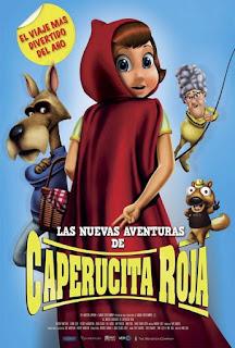 Las nuevas aventuras de la Caperucita Roja (2011)