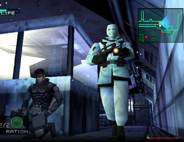 Metal Gear Solid 1 Gameplay Screenshot 5