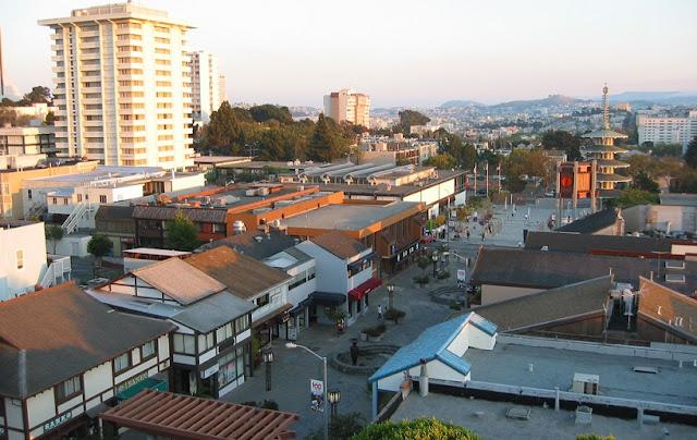 Sobre Japan Town em San Francisco