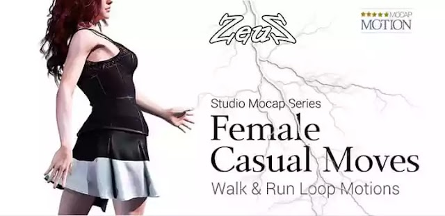 Female Casual Moves