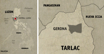 JSJ Goat Farm Tarlac Location Map