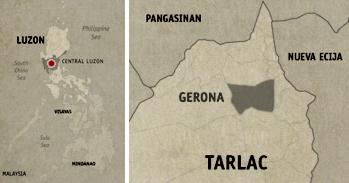 JSJ Goat Farm Tarlac Location Map