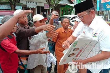 Mensos Tegaskan Pembagian Kalender Program-Foto Jokowi Tak Dilarang