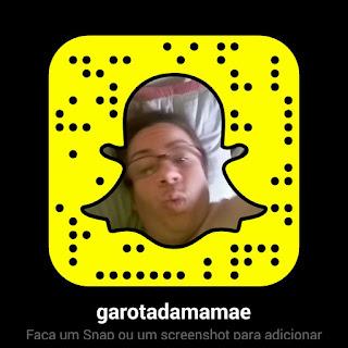 code do snapchat garotadamamae