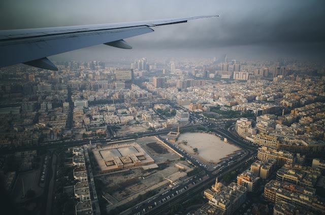 ドバイ国際空港(Dubai International Airport)の周辺