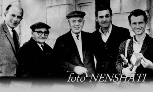 Dede Jakova, Shan Pici, Gege Marubi, Pjeter Rraboshta, Angjelin Nenshati
