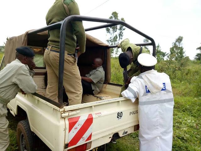 Naibu Waziri aagiza 'Injinia' kukamatwa na Polisi