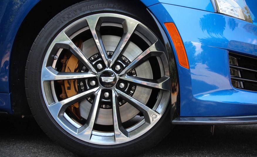 Đánh giá xe Cadillac ATS-V 2016