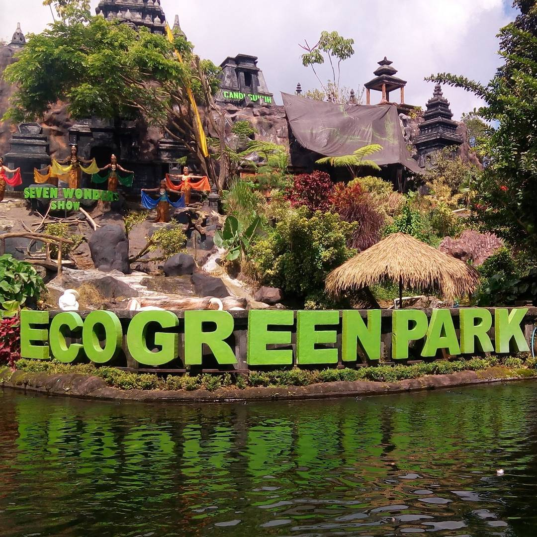 Harga Tiket Masuk Dan Lokasi Eco Green Park Batu Terbaru 2018