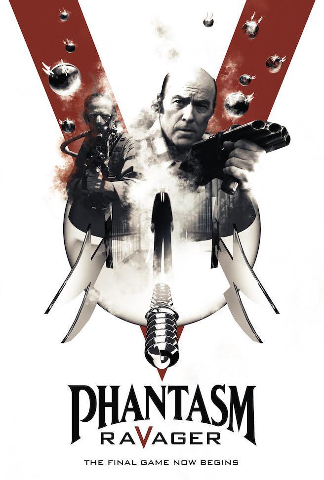 Фантазм, Phantasm, Фантазм 5 Уничтожитель, Phantasm Ravager, Phantasm V, Phantasm 5, horror, ужасы, хоррор, Дон Коскарелли