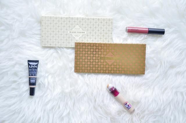 nowości makijażowe - styczeń