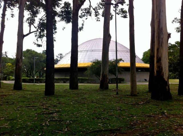 Planetário do Parque do Ibirapuera