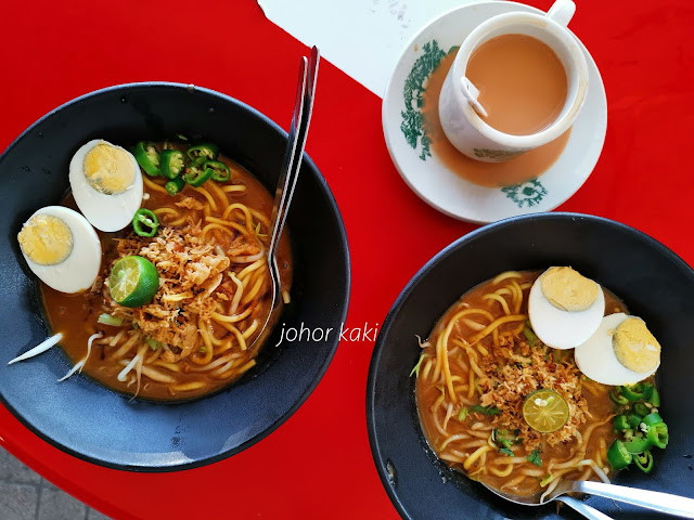Stulang Mee Rebus (from Cafe Enampuluan) now in PJ Kopitiam, Permas Jaya, JB