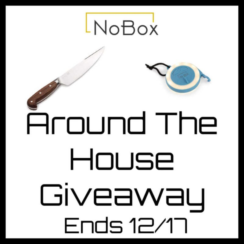 Around The House Giveaway