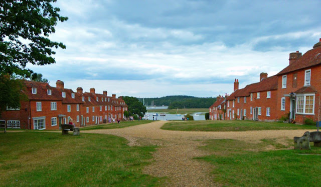 Bucklers Hard, Hampshire, history, Beaulieu