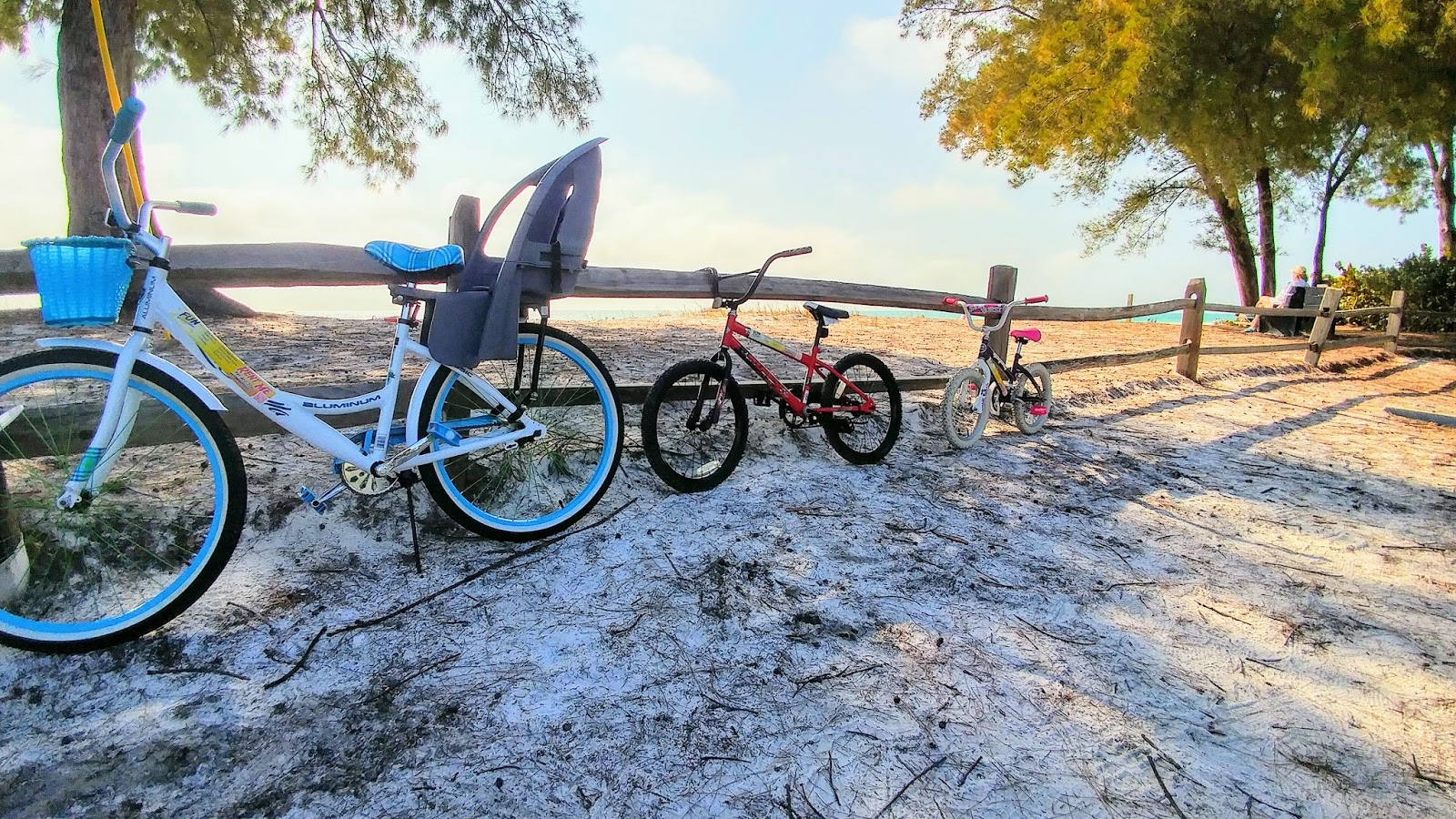 Bikes for Rent on Anna Maria Island