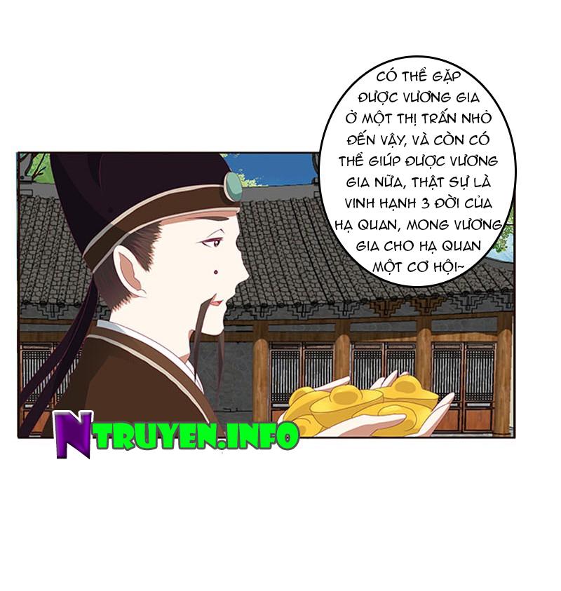 Thông Linh Phi chap 322 - Trang 8