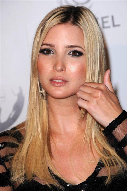 lyontarotden: Ivanka trump Hairstyle