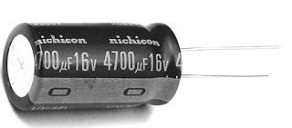 electrolytic capacitors.