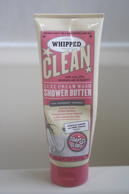 Soap and Glory Whipped Clean Shower Butter
