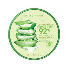 Cara Menggunakan Nature Republic Aloe Vera Untuk Wajah