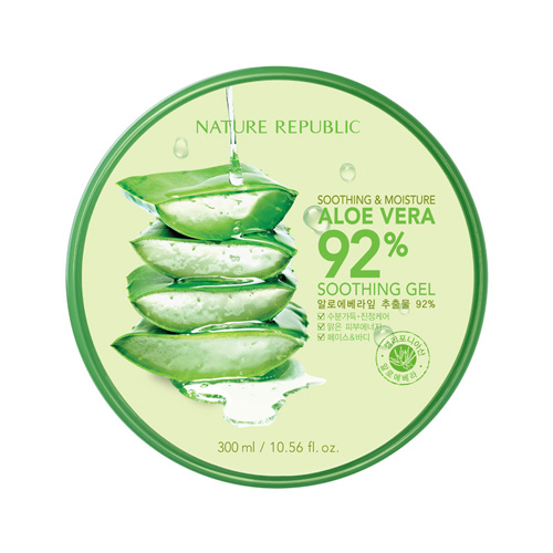 Manfaat dan Cara Menggunakan Nature Republic Aloe Vera Untuk Wajah dan Kulit